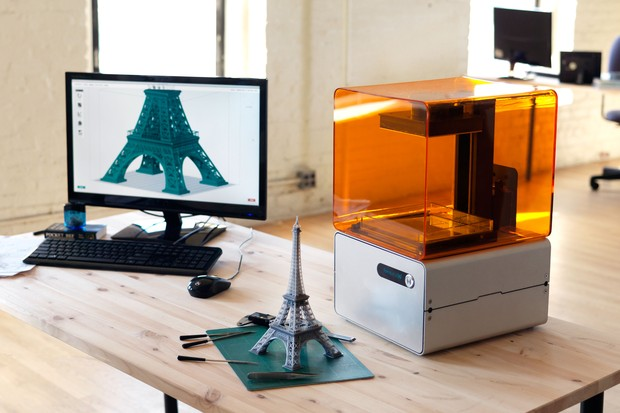 پرینتر سه بعدی و تغییر دنیای آینده!