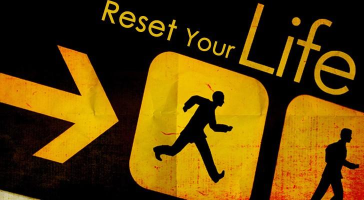 زندگی خود را ریست کنید!