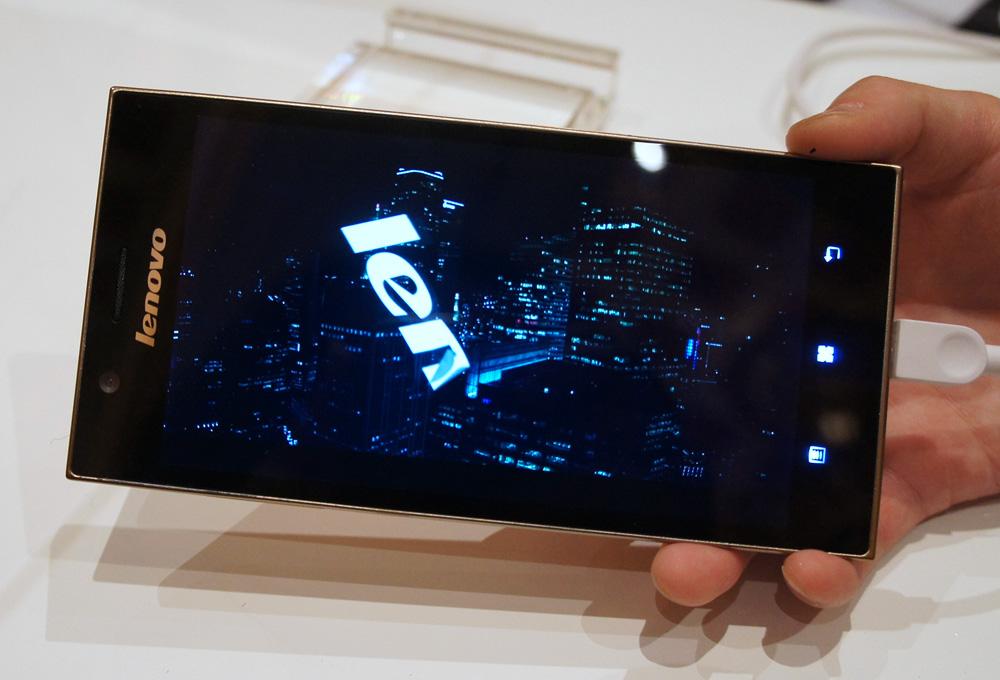لنوو سومین فروشنده اسمارت فون در دنیا