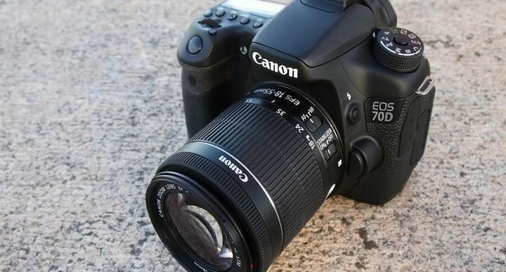لذت فیلم برداری HD با دوربینهای ۷۰D کنون