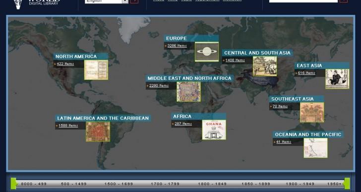کتابخانه دیجیتال جهانی WDL