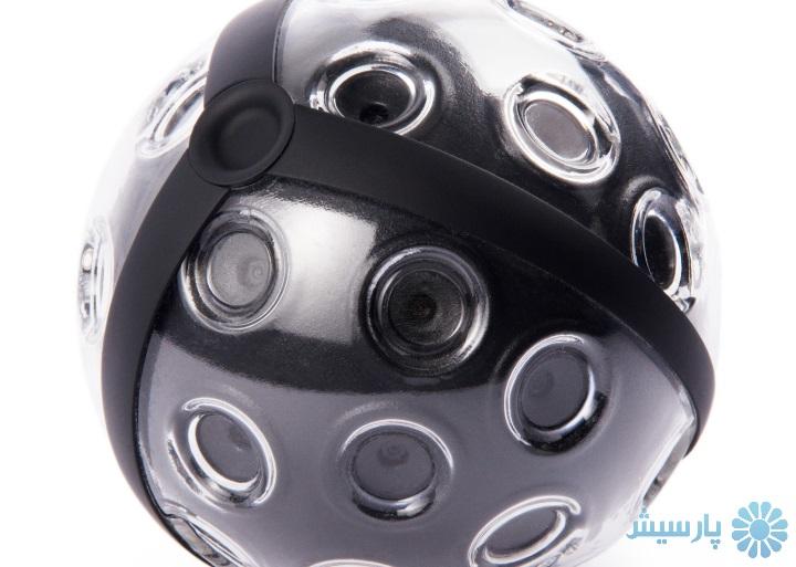 پانومو: برای عکس برداری پانوراما کافیست این توپ را به هوا پرتاب کنید!