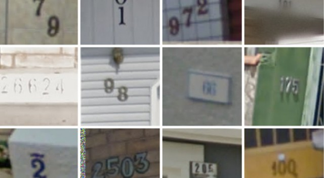 راهکار گوگل برای شناسایی پلاک صد میلیون خانه