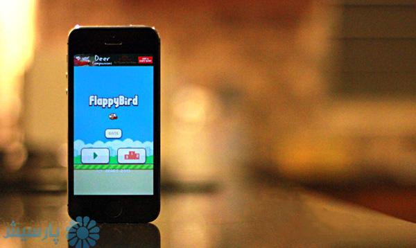 اپلیکشن flappy bird