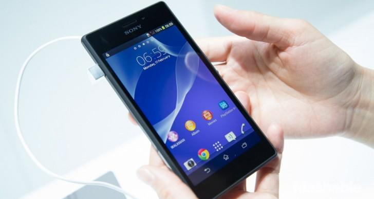Xperia M2 اسمارت فون مقرون به صرفهی جدید سونی