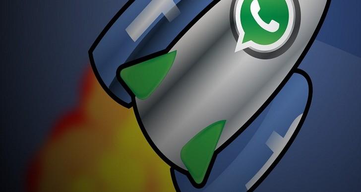 برنامههای فیسبوک برای توسعه واتساپ چیست؟