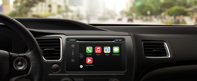 CarPlay: استفاده سادهتر و ایمنتر از آیفون در خودرو