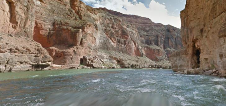 رودخانه ها نیز وارد بخش Street View گوگل مپ شدند!