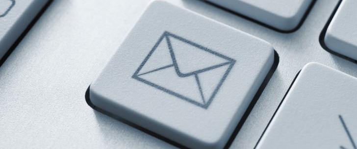 ۱۰ قانون ساده برای ارسال ایمیل