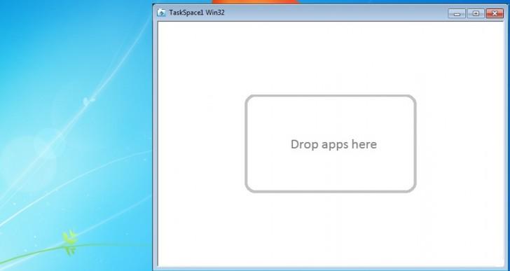 TaskSpace برای صفحاتنمایش کمعرض