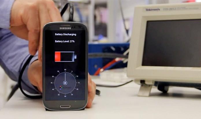 نمونه اولیه یک شارژر با توانایی شارژ در ۳۰ ثانیه