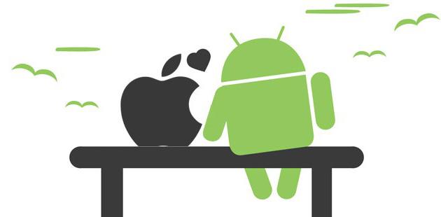 سهم بازار تلفنهای هوشمند در سه ماهه اول ۲۰۱۴