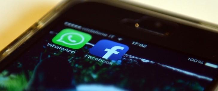 استراتژی فیسبوک در مورد دو اپلیکیشن پیام رسانش