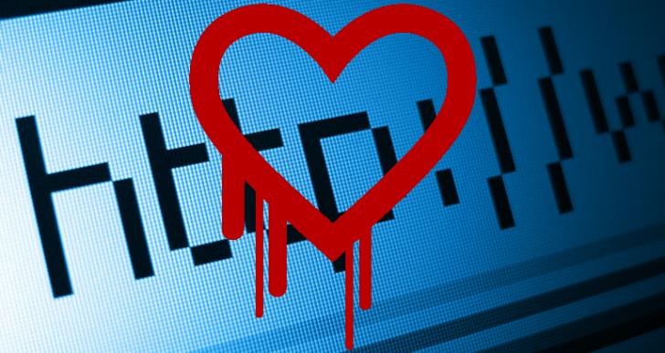 آگاهی NSA از Heartbleed
