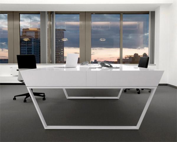 چهل و دو میز متفاوت برای اتاق کار شما