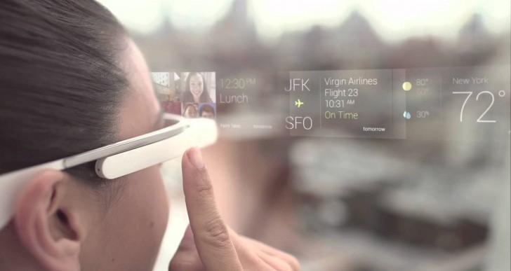 فروش Google Glass به صورت عمومی در یک روز خاص