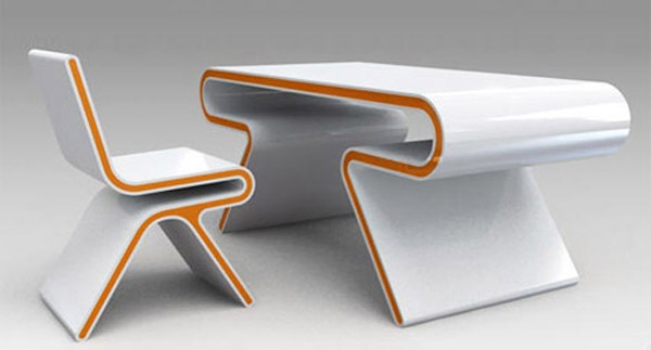 sleek-futuristic-modern-desk-chair-set1