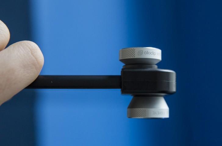 لنز مکمل دوربین Olloclip برای محصولات اپل