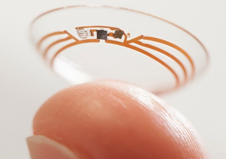 لنز های هوشمند گوگل، نزدیکتر به واقعیت