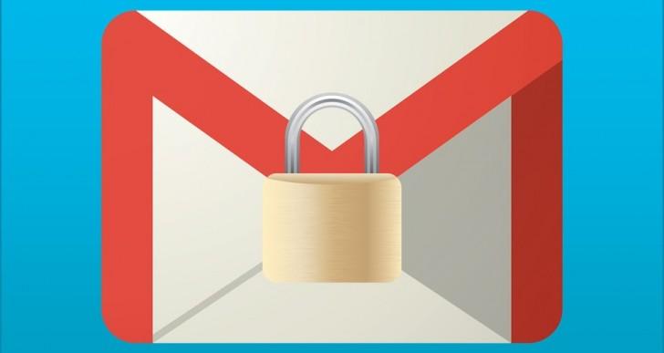 کاربران اپهای گوگل ایمیل ها را بصورت رمزگذاری دریافت میکنند