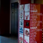 یک دستگاه سوئپ باکس در استنفورد