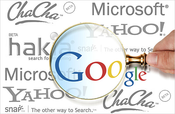 موتورهای جستجو