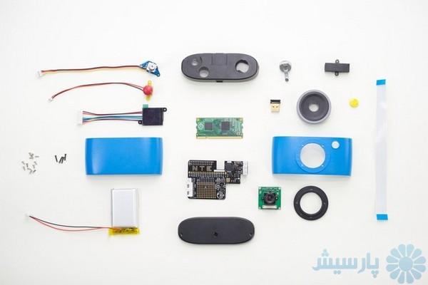 قطعات سازنده دوربین اتو