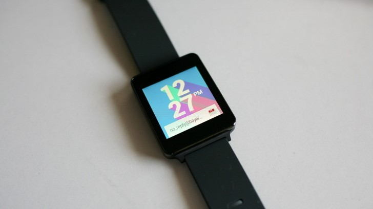 عرضه LG G Watch: ساعت مبتنی بر کاستی فنی و طراحی