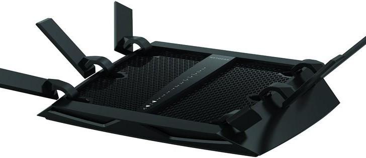 Netgear Nighthawk X6: اولین روتر سه باندی تا ۳۲۰۰مگابایت پهنای باند