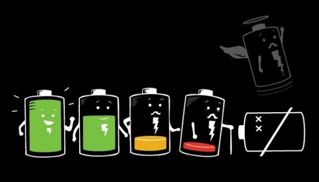 بهترین اسمارت فون ها از نظر طول عمر باتری