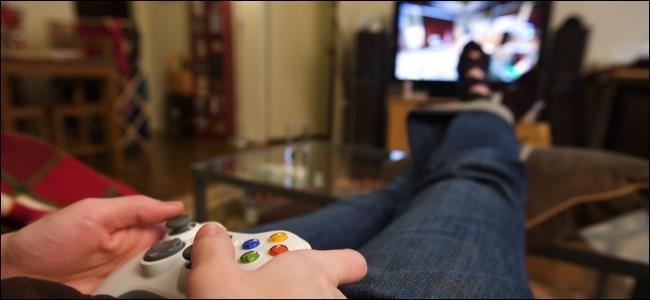 چگونه بازی های کامپیوتری را با تلویزیون بازی کنیم؟