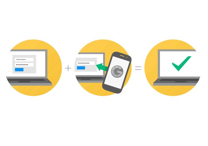 رمز دو مرحلهای راهی برای افزایش امنیت