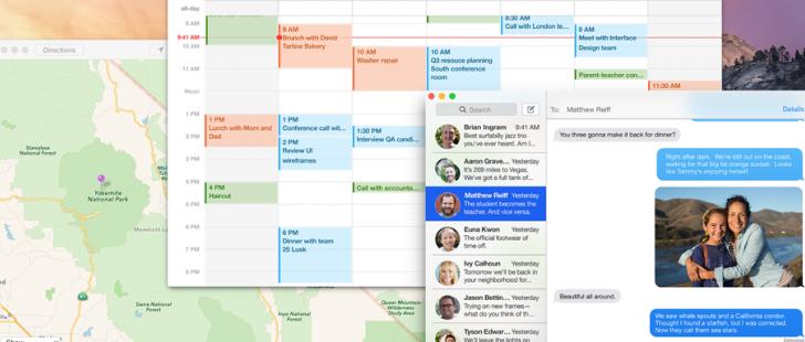 اپل نسخه آزمایشی OS X یوسمیت را عمومی می کند