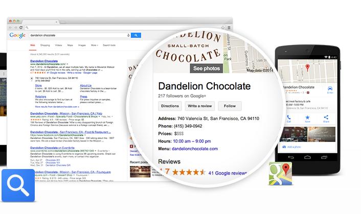 گوگل مای بیزنس سرویس جدیدی برای صاحبان کسب و کار