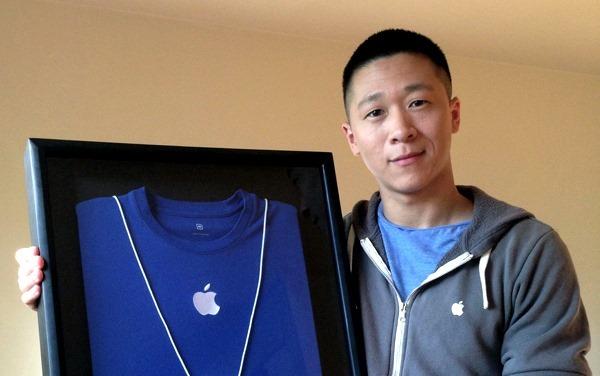 حراج وسایل کارمند سابق اپل، سام سونگ