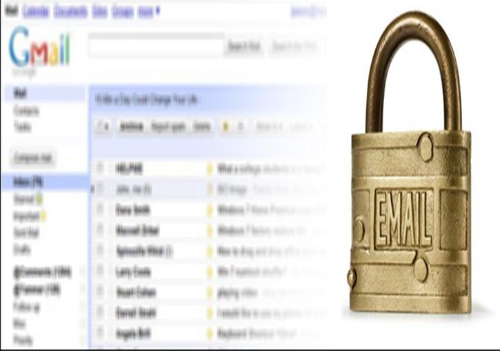 رمزنگاری در جیمیل با استفاده از افزونه گوگل کروم