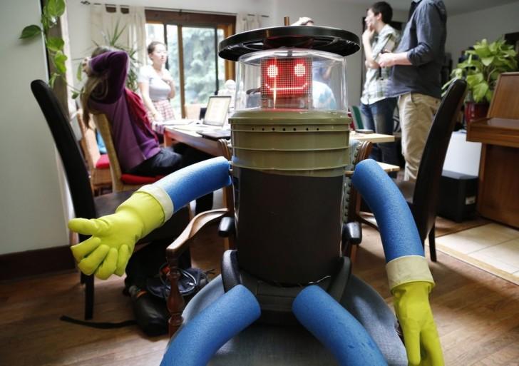 ظهور ربات های دوست داشتنی – قسمت اول