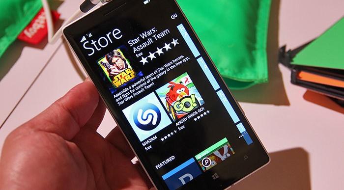 تعداد اپلیکشن های فروشگاه ویندوز فون ۲ برابر شده است!
