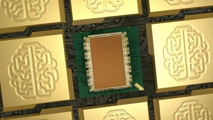 تراشهی جدید ابرپردازشی IBM شبیه مغز انسان