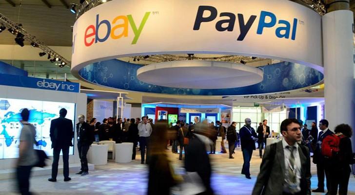 بعد از ۱۲سال eBay و PayPal از هم جدا میشوند