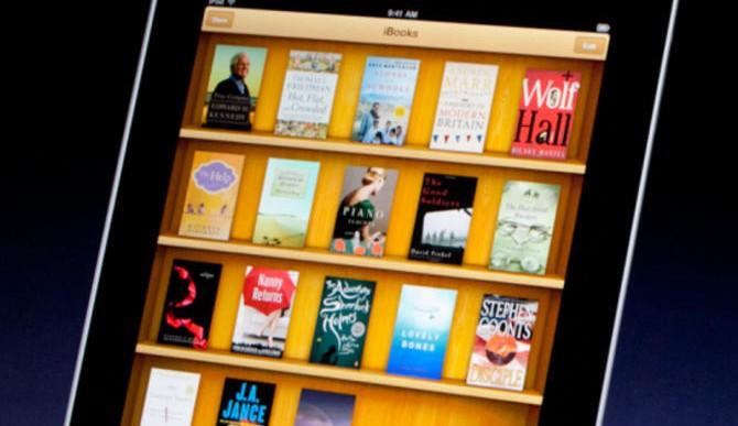 تصویب رای مربوط به کتابهای الکترونیکی ۴۵۰ میلیون دلاری اپل