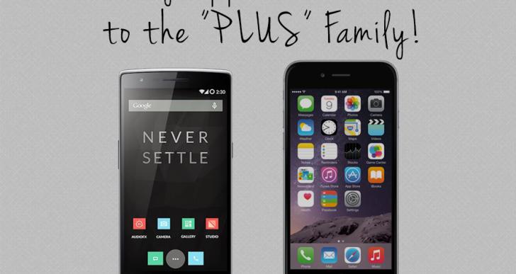 وان پلاس وان: سلام اپل، به خانواده پلاس خوش آمدی!