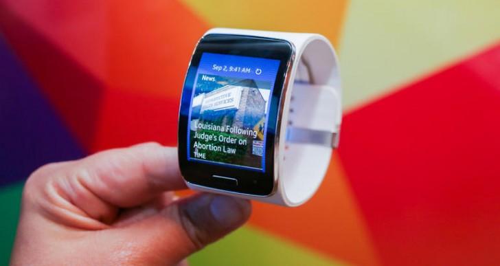 ساعت هوشمند گیر اس با وای فای و ۳G