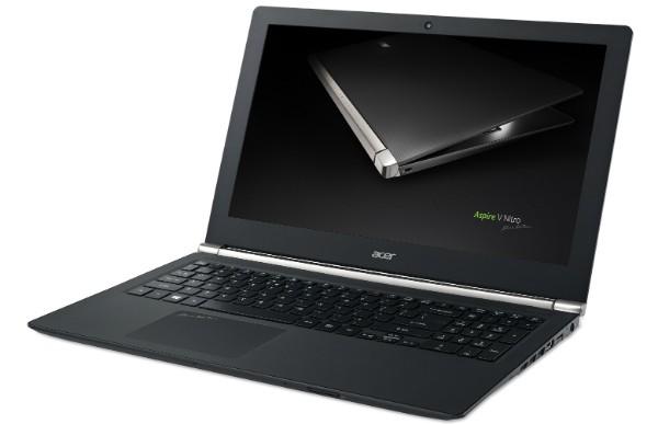 Acer V Nitro لپ تاپ سری گیمینگ با صفحه ۴K
