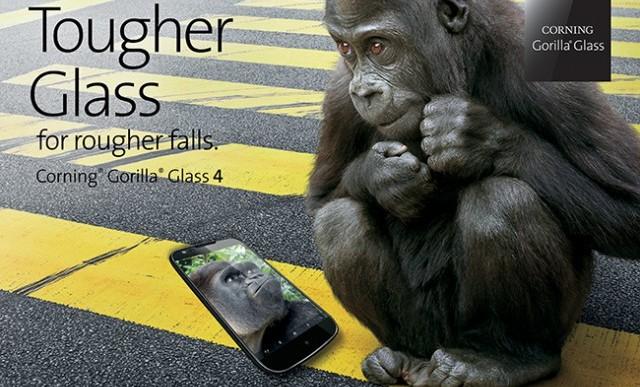 محافظ صفحه نمایش گوریلا گلس ۴ معرفی شد