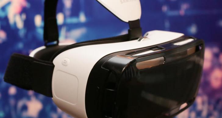 Gear VR ابزار واقعیت مجازی سامسونگ