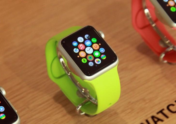 احتمال عرضه اپل واچ در بهار ۲۰۱۵