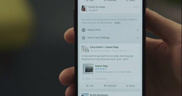 تغییرات جدید فیس بوک برای دنبال کردن بهتر پست ها