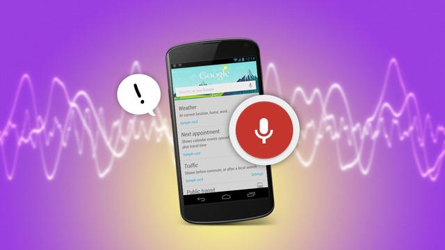 ۱۱۰ دستور صوتی گوگل ناو که می توانید استفاده کنید