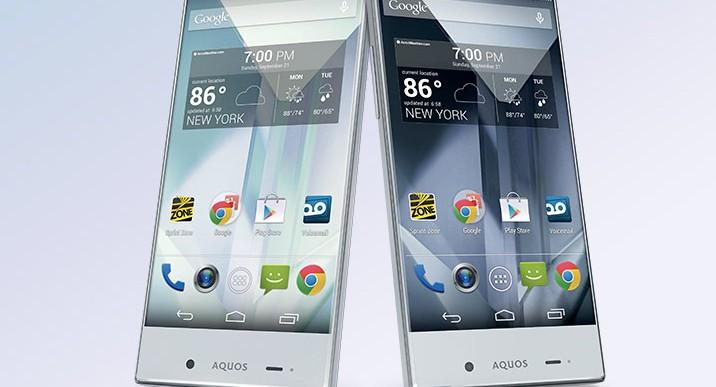 Aquos Crystal: لبه تیز تلفن همراه کریستالی شارپ